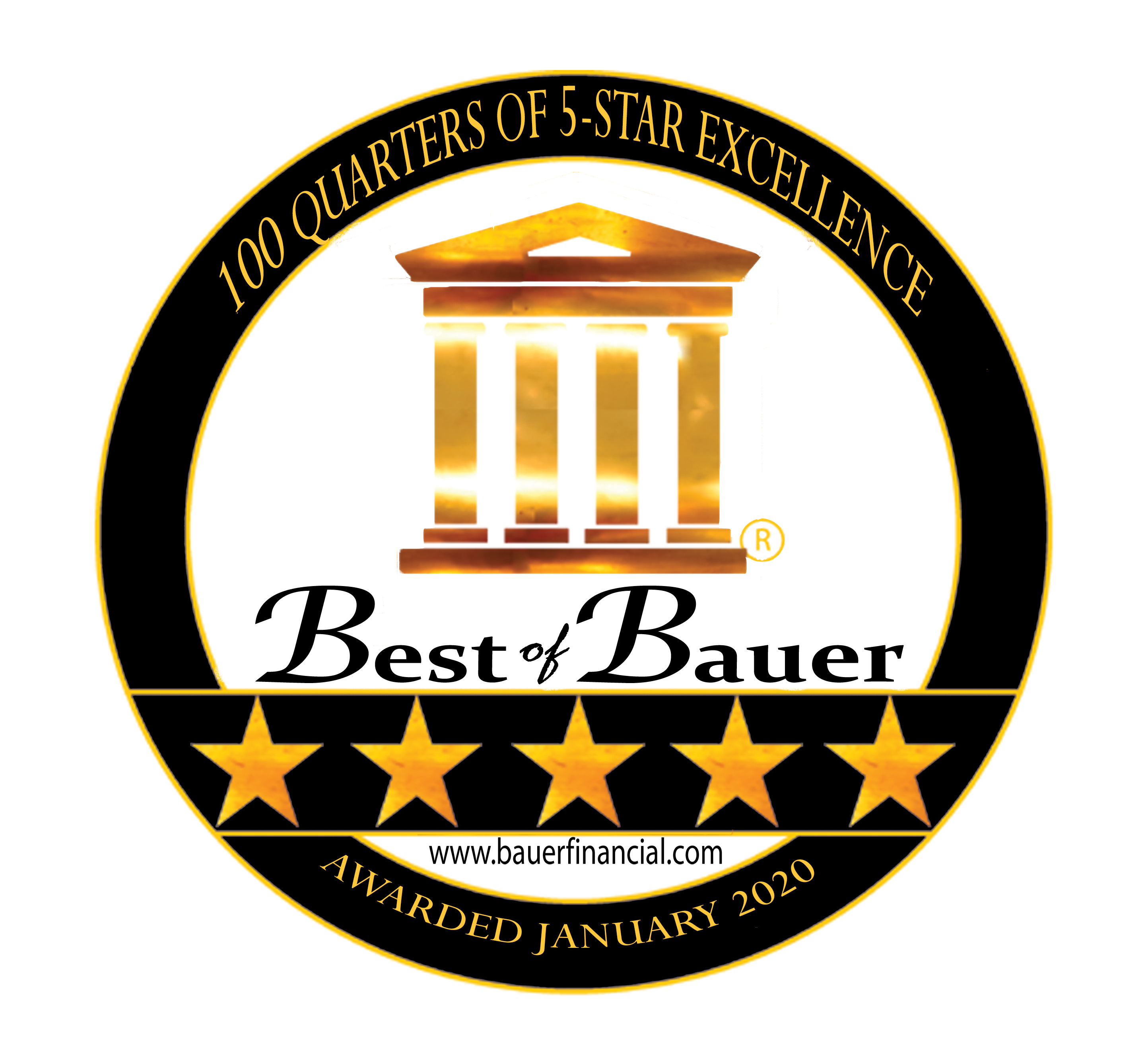 Best of Bauer 5-Star Rating