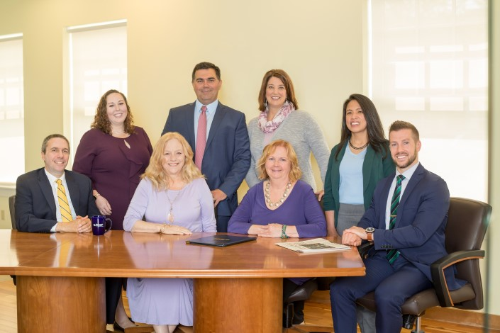Asset Management Team group photo